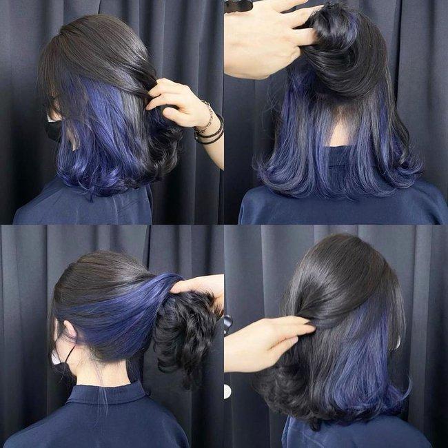 """Trend nhuộm tóc """"lừa tình"""" của gái Hàn:  - Ảnh 5."""