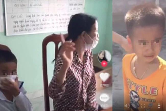 Thông tin mới nhất vụ mẹ mất, bà ngoại đem bỏ cháu lại UBND, không cho nhập khẩu ở Tuyên Quang - Ảnh 2.