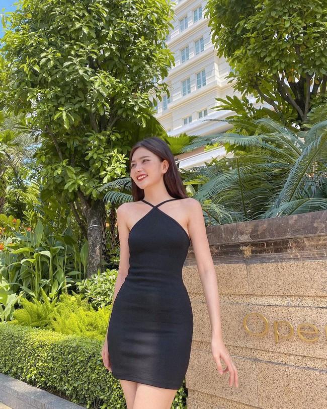 Sao Việt đọ vai đẹp, da mướt khi đua nhau diện mẫu váy này - Ảnh 13.