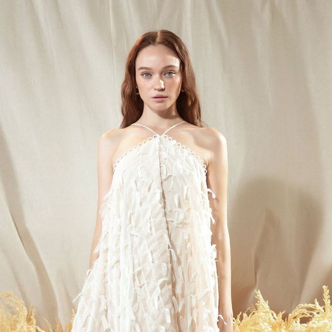 Sao Việt đọ vai đẹp, da mướt khi đua nhau diện mẫu váy này - Ảnh 9.