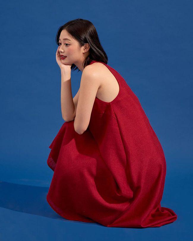 Sao Việt đọ vai đẹp, da mướt khi đua nhau diện mẫu váy này - Ảnh 15.