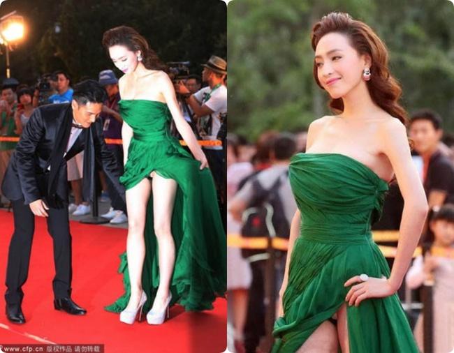 """Loạt khách mời vô danh khiến thảm đỏ Cannes """"dậy sóng"""": Ăn mặc lố lăng, có người còn uốn éo khoe luôn vòng 1 - Ảnh 18."""