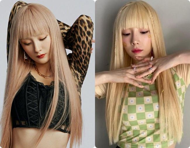 """34 tuổi mới """"thèm"""" nhuộm tóc chất chơi, Dương Mịch giống Taeyeon như tạc - Ảnh 8."""