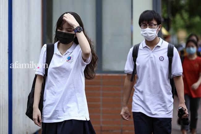 Hà Nội: Thông tin mới nhất về đề xuất cho học sinh đi học trở lại từ ngày 10/7 - Ảnh 1.