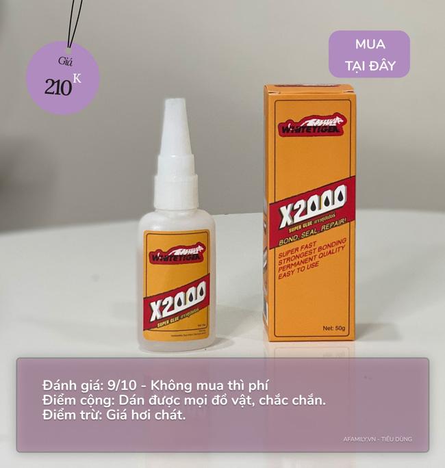 Keo dính đa năng X2000 có thật sự vá được lỗ thủng và dán được tất cả mọi thứ như quảng cáo? - Ảnh 5.