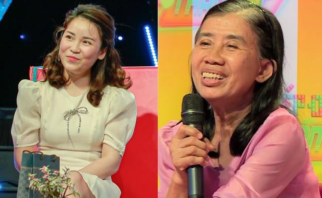 Lên show tìm chồng, gái xinh Hà Nội sốc khi bị mẹ bạn trai từ chối phũ phàng  - Ảnh 1.