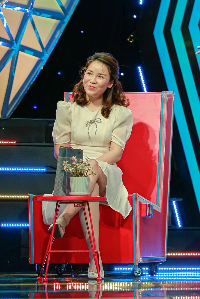 Lên show tìm chồng, gái xinh Hà Nội sốc khi bị mẹ bạn trai từ chối phũ phàng  - Ảnh 2.