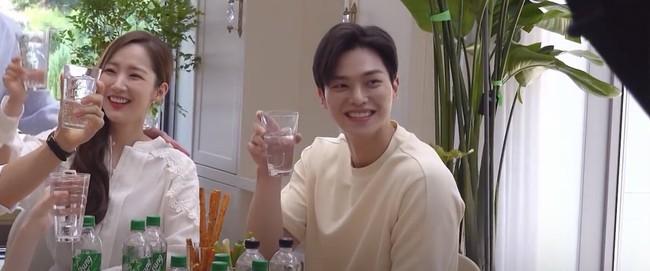 """Park Min Young gây sốc toàn tập với nhan sắc cực xinh trong phim mới, """"cặp bồ"""" với badboy Song Kang của Nevertheless - Ảnh 3."""