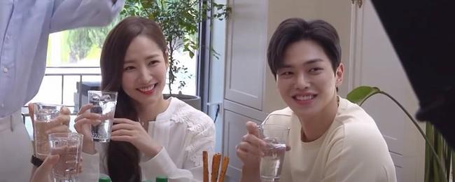 """Park Min Young gây sốc toàn tập với nhan sắc cực xinh trong phim mới, """"cặp bồ"""" với badboy Song Kang của Nevertheless - Ảnh 4."""
