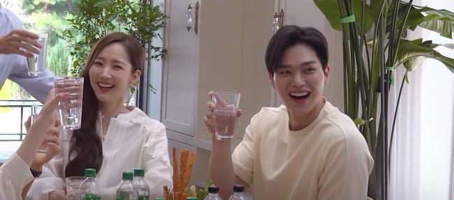 """Park Min Young gây sốc toàn tập với nhan sắc cực xinh trong phim mới, """"cặp bồ"""" với badboy Song Kang của Nevertheless - Ảnh 5."""