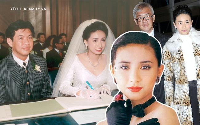 """Nàng Á hậu cưới tỷ phú máu mặt Hong Kong rồi """"bẻ ngoặt"""" quy tắc nhà hào môn, trước khi chồng đột tử còn để lại cho vợ món quà hơn 1000 tỷ! - Ảnh 1."""