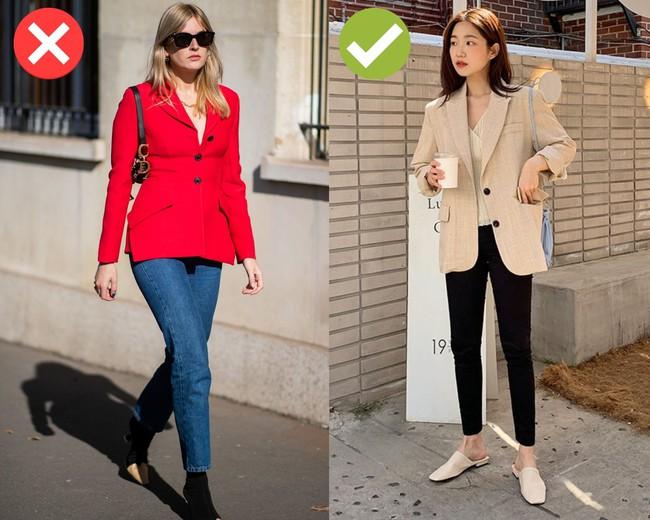 4 món thời trang không nên mix cùng quần skinny jeans: Diện lên lỗi mốt trầm trọng, dễ tố sạch nhược điểm vóc dáng - Ảnh 3.