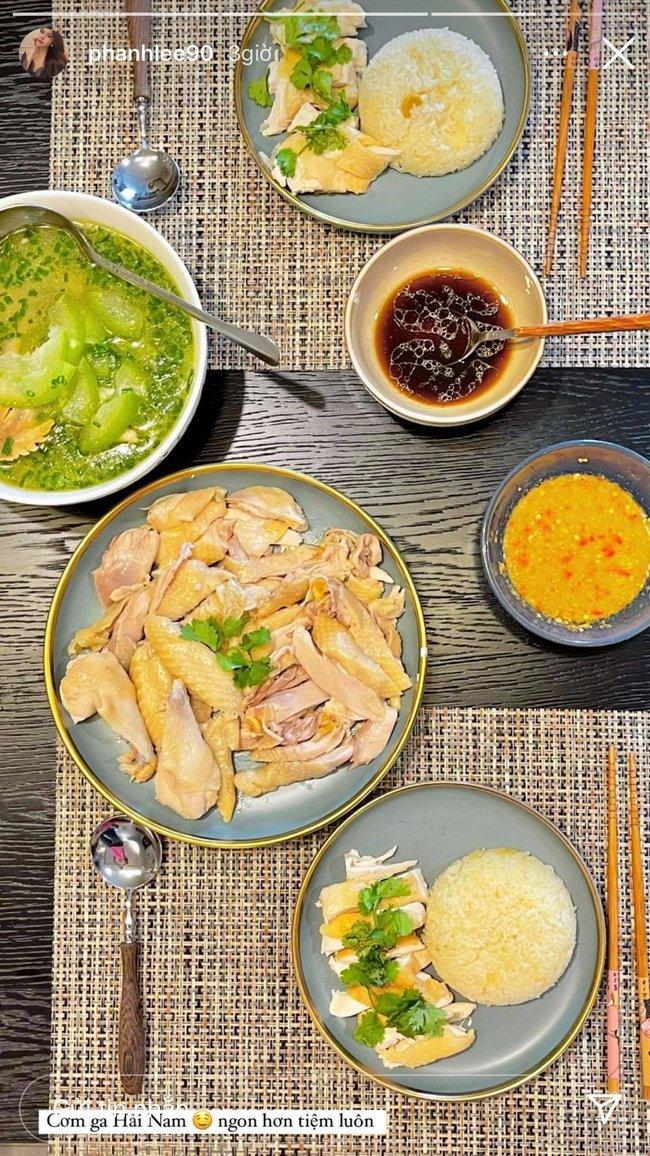 Phanh Lee khoe cơm cữ với một món nổi tiếng ở Hải Nam, chế biến tại gia ngon hơn cả ngoài tiệm - Ảnh 2.