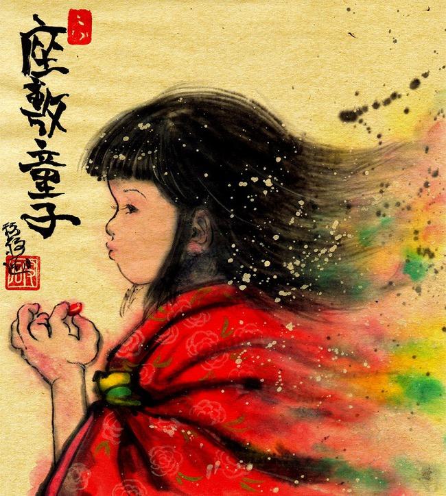 Hủ tục rùng rợn của người Nhật khiến những đứa trẻ chết đói biến thành vị thần hộ mệnh giúp gia chủ phát đạt - Ảnh 3.
