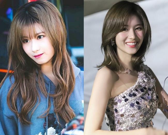 3 thành viên của TWICE không nên cắt tóc mái: Sana bị dìm nhan sắc nữ thần, Tzuyu trông rõ là chán! - Ảnh 3.