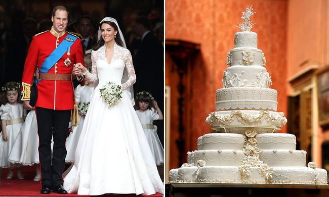 Điều ít biết về chiếc bánh cưới của Nữ hoàng Anh, ẩn chứa bí mật đặc biệt sau 68 năm vẫn ăn được bình thường - Ảnh 5.