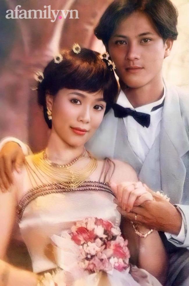 Bộ ảnh cưới cách đây 23 năm của cặp đôi vợ chồng đẹp như diễn viên: Đồng ý yêu từ cấp 2 với điều kiện ngược đời, nhan sắc cô dâu hiện tại gây choáng! - Ảnh 3.