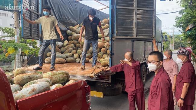 """Giải cứu cánh đồng trăm tấn bí """"khủng"""", giúp người cha 6 con ở Đắk Nông thoát bi kịch mất nhà giữa mùa dịch - Ảnh 8."""