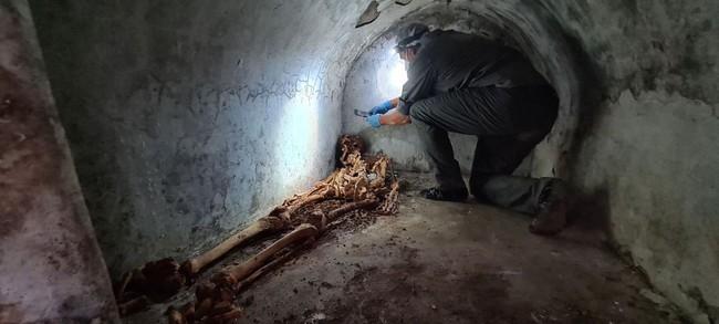 Phát hiện ngôi mộ đồ sộ với xác ướp 2.000 năm tuổi, các nhà khảo cổ choáng váng khi nhìn đến vùng đầu, sự lạ rợn người không ai giải thích nổi  - Ảnh 3.