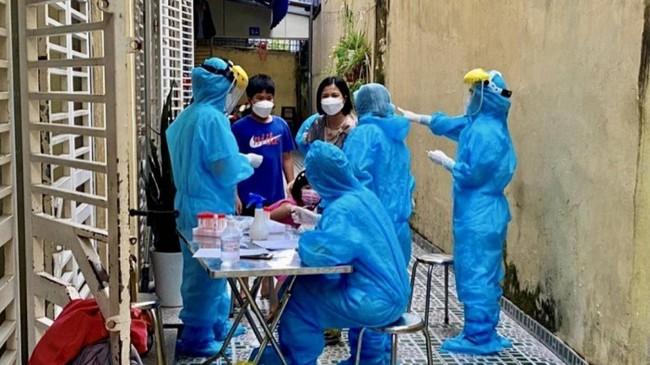 Hải Phòng: Khởi tố vụ án đưa cháu bé từ TP HCM về bị dương tính, thiệt hại của địa phương gần 400 triệu đồng - Ảnh 1.