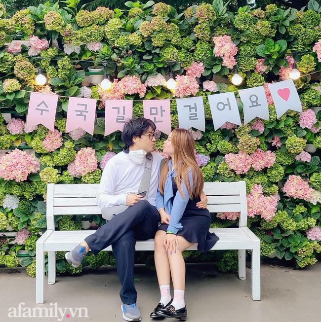 """Bị người yêu 7 năm phản bội, cô gái quen trai Hàn hơn 10 tuổi: """"Cảnh báo"""" từ tình cũ và cuộc hôn nhân đặc biệt cạnh chồng ngoại quốc nói tiếng Huế cực siêu! - Ảnh 9."""