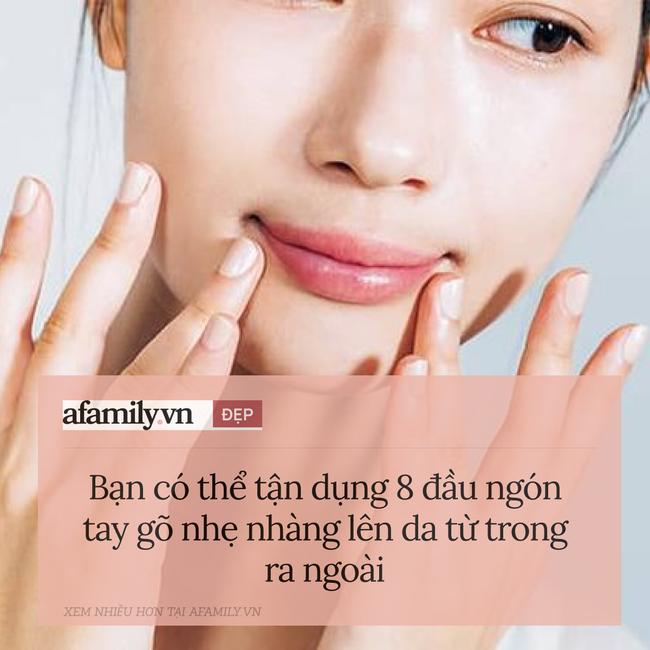 Người Nhật chỉ ra lý do tại sao bạn nên vỗ sản phẩm khi dưỡng da thay vì xoa hay chà xát - Ảnh 5.