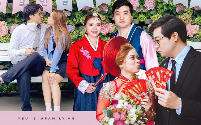 """Bị người yêu 7 năm phản bội, cô gái quen trai Hàn hơn 10 tuổi: """"Cảnh báo"""" từ tình cũ và cuộc hôn nhân đặc biệt cạnh chồng ngoại quốc nói tiếng Huế cực siêu! - Ảnh 3."""