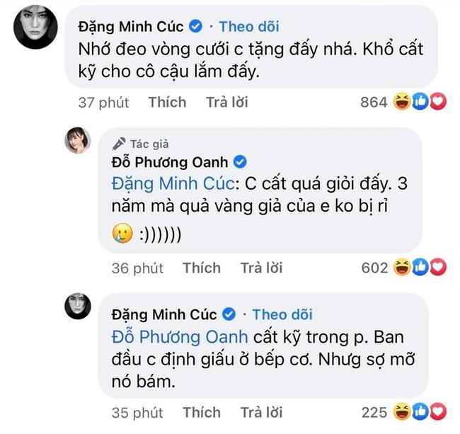 """Fan Hương vị tình thân nô nức đi đám cưới Long - Nam, Phương Oanh tung luôn ảnh cô dâu kèm lời """"đe dọa"""" biên kịch - Ảnh 3."""