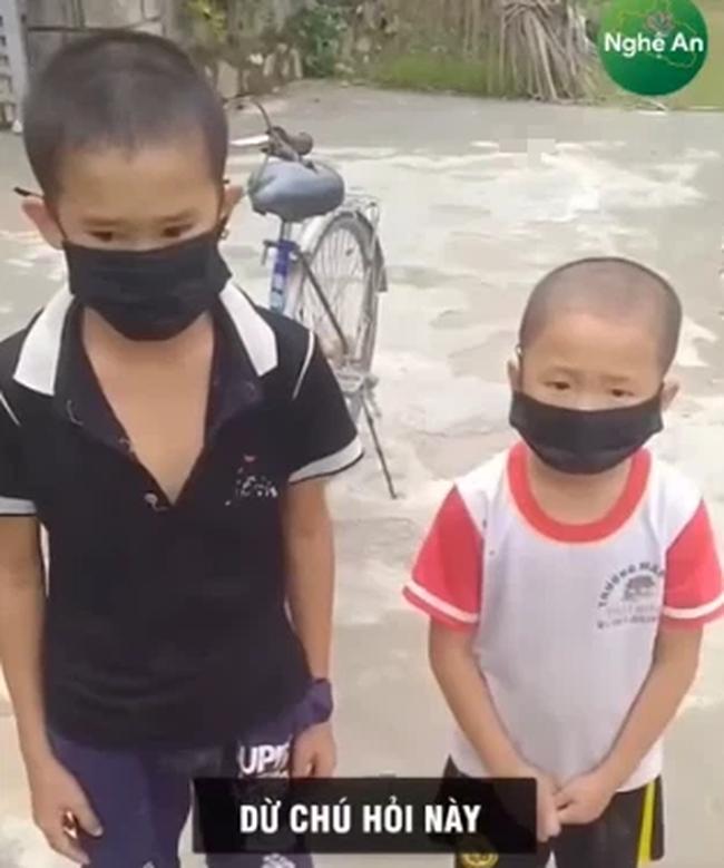 """Thấy 2 nhóc tỳ đạp xe ngoài đường, chiến sĩ công an đã đưa ra hình phạt """"đặc biệt"""", sự nhầm lẫn phút cuối khiến tất cả bật cười - Ảnh 2."""
