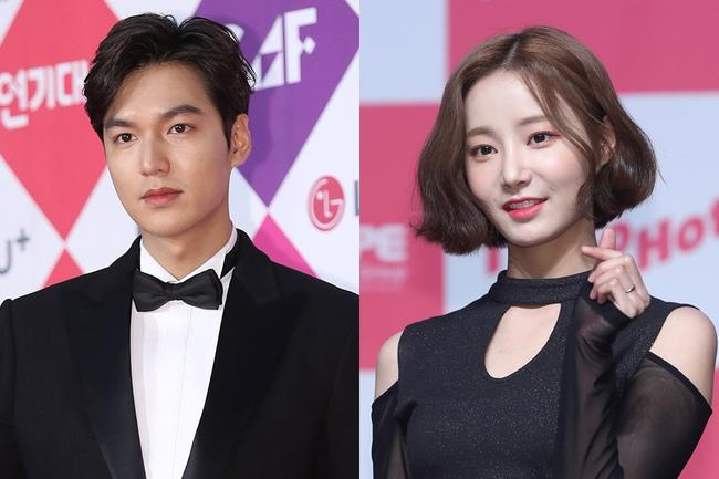 Bạn gái mới của Lee Min Ho chính là người nghi từng bị Nancy (MOMOLAND) tẩy chay, ép rời nhóm - Ảnh 2.