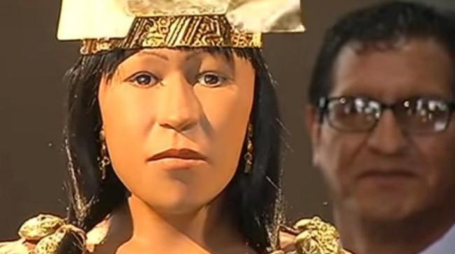 """Tái hiện khuôn mặt xác ướp quý bà từ xác ướp ghê rợn như """"quái vật"""", các nhà khoa học ngỡ ngàng nhan sắc người phụ nữ sống cách đây 1.600 năm - Ảnh 6."""
