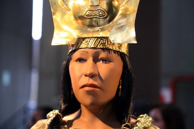 """Tái hiện khuôn mặt xác ướp quý bà từ xác ướp ghê rợn như """"quái vật"""", các nhà khoa học ngỡ ngàng nhan sắc người phụ nữ sống cách đây 1.600 năm - Ảnh 5."""