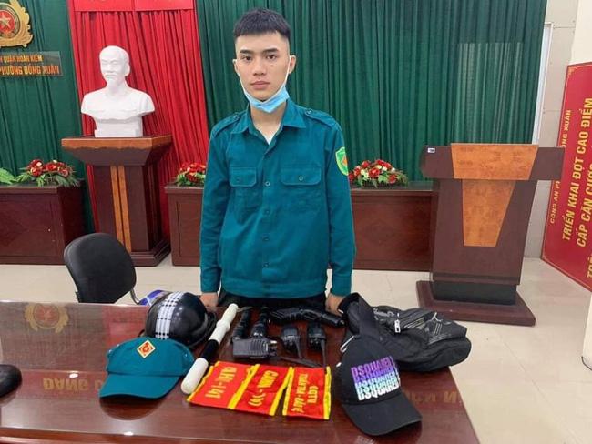 Hà Nội: Tóm gọm nhóm thanh niên đóng giả tổ công tác phòng chống dịch để phạt người dân