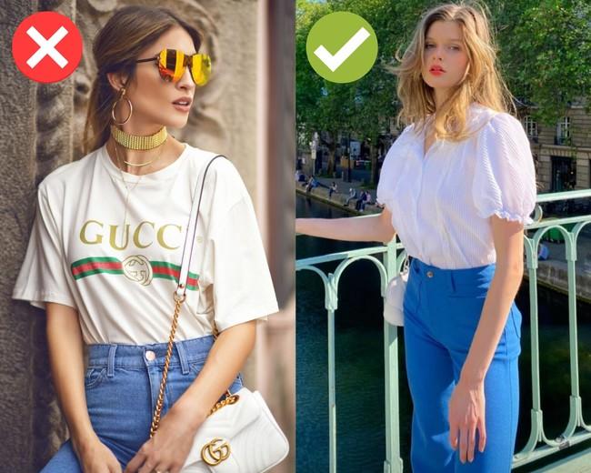 6 lỗi trang phục gái Pháp sẽ không bao giờ vướng phải: Bảo sao luôn giữ vững đẳng cấp mặc đẹp và tinh tế - Ảnh 3.