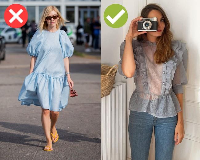 6 lỗi trang phục gái Pháp sẽ không bao giờ vướng phải: Bảo sao luôn giữ vững đẳng cấp mặc đẹp và tinh tế - Ảnh 4.