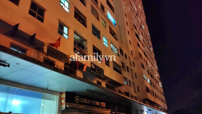 Hà Nội: Bé gái 12 tuổi rơi từ tầng 12 chung cư HH Linh Đàm tử vong - Ảnh 2.