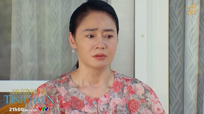 Hương vị tình thân: Bà Liễu chửi thẳng mặt ông Khang, tuyên bố trải chiếu hoa cũng không thèm, cưới xin gì tầm này? - Ảnh 3.