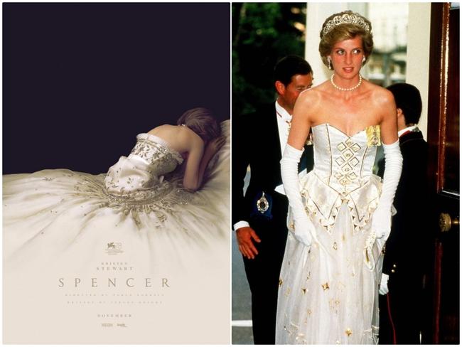 Bộ đầm dạ hội của Công nương Diana trong phim: Thiết kế của Chanel từ năm 1988, mất 1034 giờ chỉnh sửa - Ảnh 7.