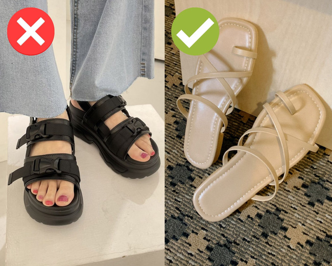 """4 kiểu giày lỗi mốt nàng 30+ cần """"tống khứ"""" ra khỏi tủ đồ, thì mới mặc đẹp lên được - Ảnh 5."""