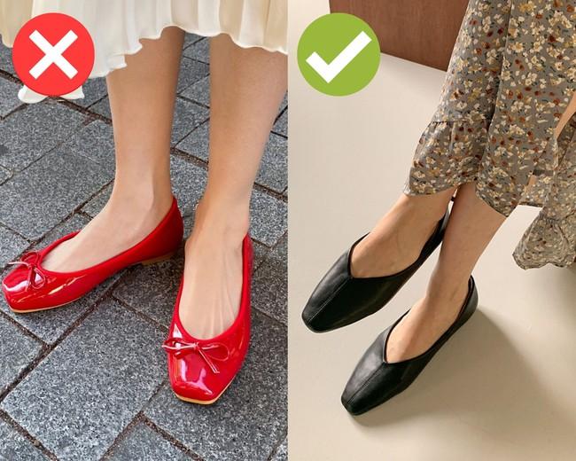 """4 kiểu giày lỗi mốt nàng 30+ cần """"tống khứ"""" ra khỏi tủ đồ, thì mới mặc đẹp lên được - Ảnh 3."""