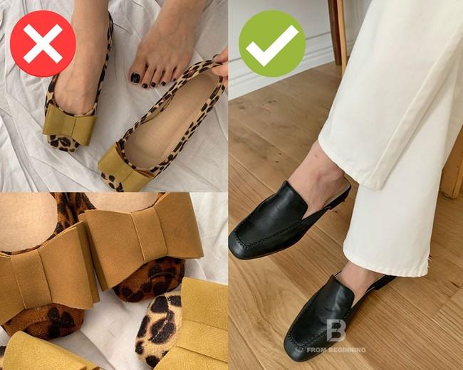 """4 kiểu giày lỗi mốt nàng 30+ cần """"tống khứ"""" ra khỏi tủ đồ, thì mới mặc đẹp lên được - Ảnh 1."""