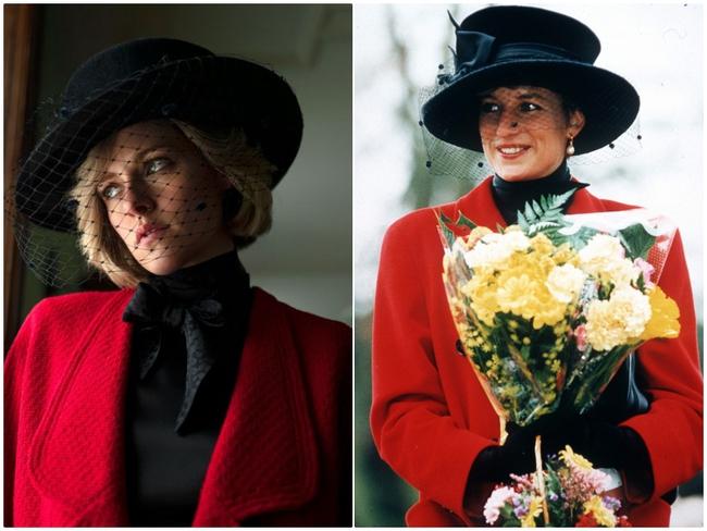 Bộ đầm dạ hội của Công nương Diana trong phim: Thiết kế của Chanel từ năm 1988, mất 1034 giờ chỉnh sửa - Ảnh 8.