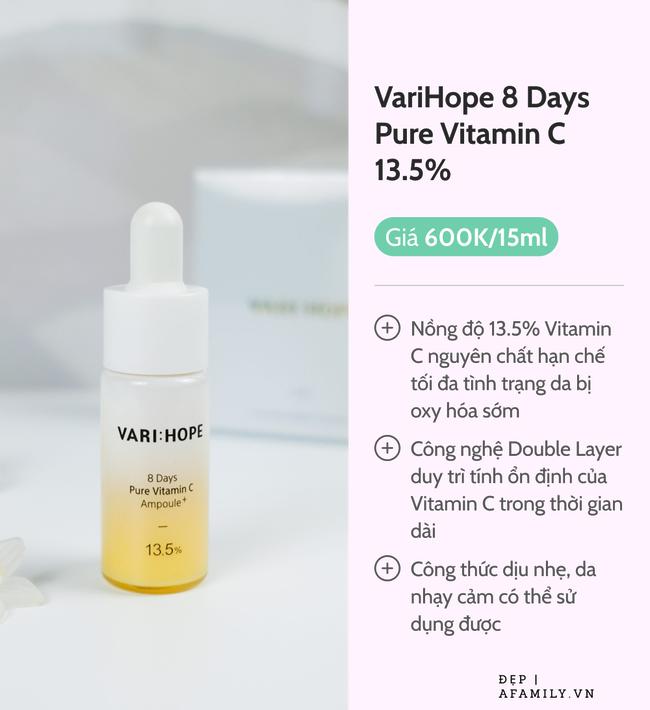 Serum Vitamin C chống lão hóa đỉnh, nhưng không được kết hợp cùng 2 chất này vì sẽ khiến da bị kích ứng  - Ảnh 11.