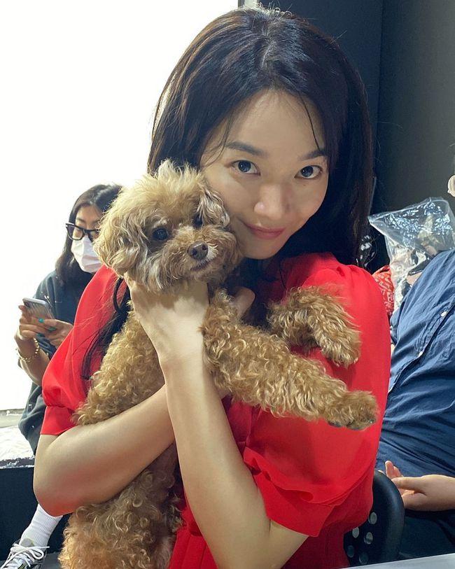 """Shin Min Ah được mệnh danh """"mỹ nhân không tuổi"""" nhờ cách rửa mặt đặc biệt này  - Ảnh 4."""