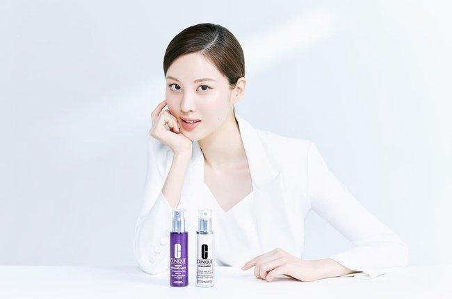 SeoHyun thay thế Irene, trở thành gương mặt đại diện cho Clinique khu vực Châu Á Thái Bình Dương  - Ảnh 1.