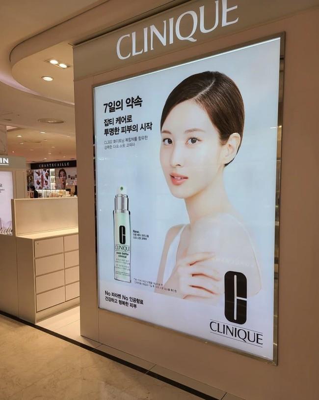 SeoHyun thay thế Irene, trở thành gương mặt đại diện cho Clinique khu vực Châu Á Thái Bình Dương  - Ảnh 2.