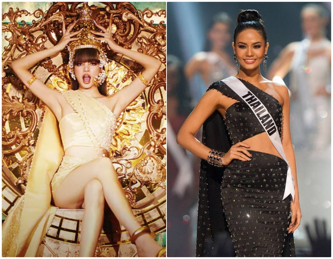 Lisa trong MV solo: Diện trang phục mang âm hưởng quê nhà, cảm hứng từ Miss Universe Thái 2016 - Ảnh 8.