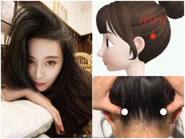 Suối tóc đẹp như Phạm Băng Băng - Ảnh 10.