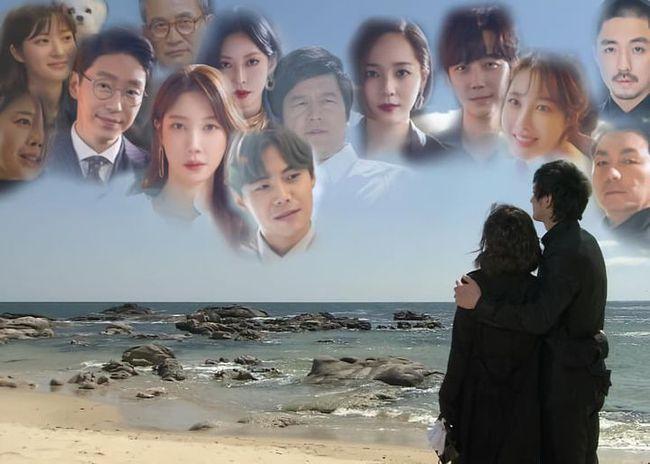 Cuộc chiến thượng lưu: Netizen muốn té ngửa với số lượng nhân vật bị chết trong phim, nếu có phần 4 nên chuyển sang phim tâm linh - Ảnh 4.