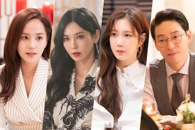 Cuộc chiến thượng lưu: Netizen muốn té ngửa với số lượng nhân vật bị chết trong phim, nếu có phần 4 nên chuyển sang phim tâm linh - Ảnh 3.